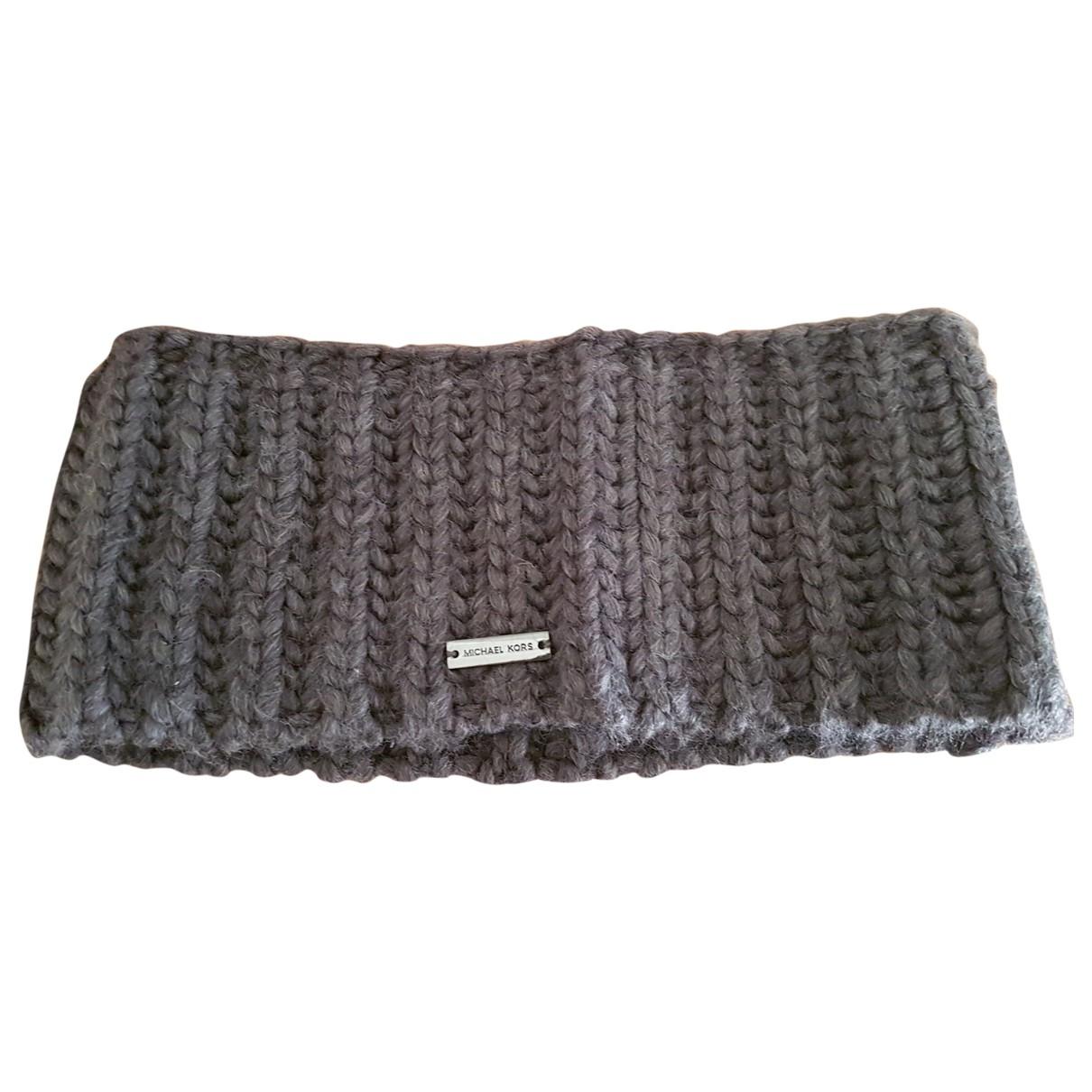 Michael Kors - Chapeau   pour femme en laine - kaki