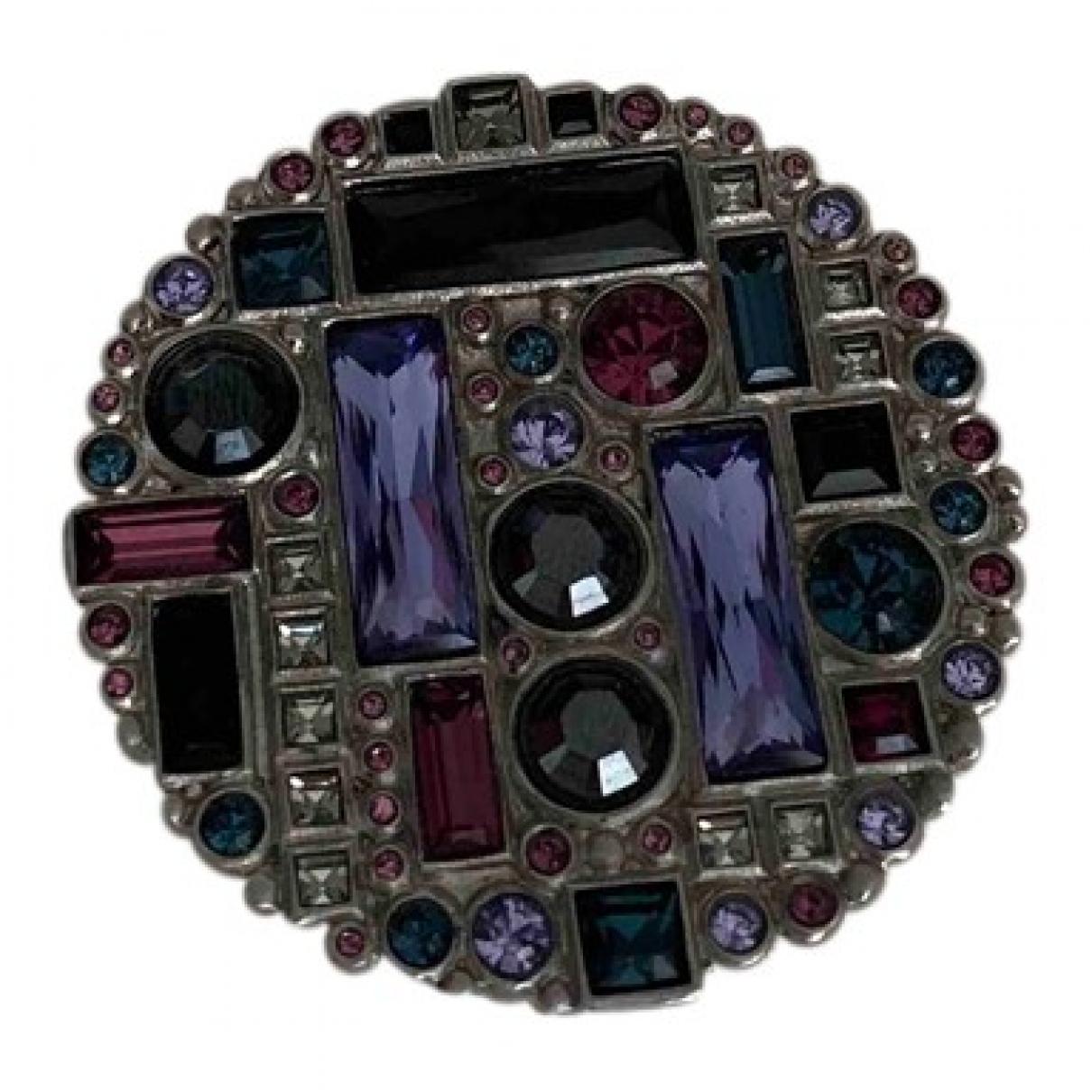 Dior - Bague   pour femme en metal - argente