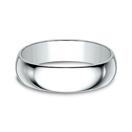 6MM 14K Gold Wedding Band, 12 , No Color Family