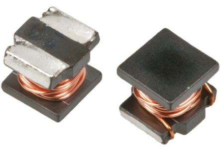 Murata , LQH55D, 2220 (5650M) Wire-wound SMD Inductor 10 mH ±20% Wire-Wound 50mA Idc