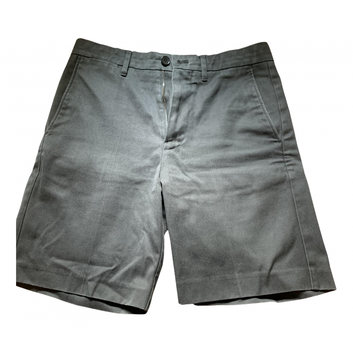 Acne Studios \N Shorts in  Schwarz Baumwolle