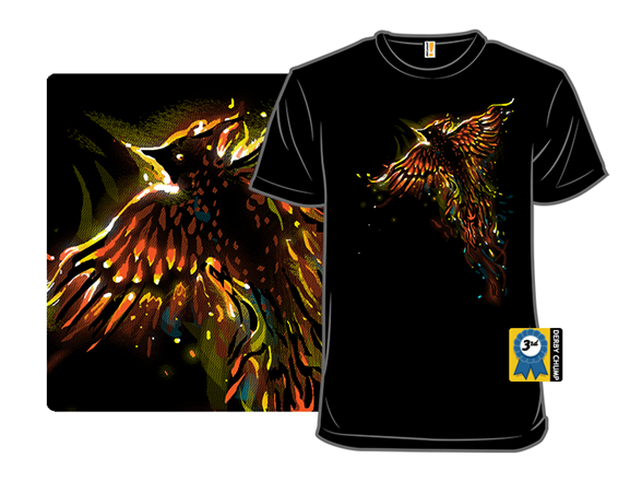 Dark Phoenix T Shirt