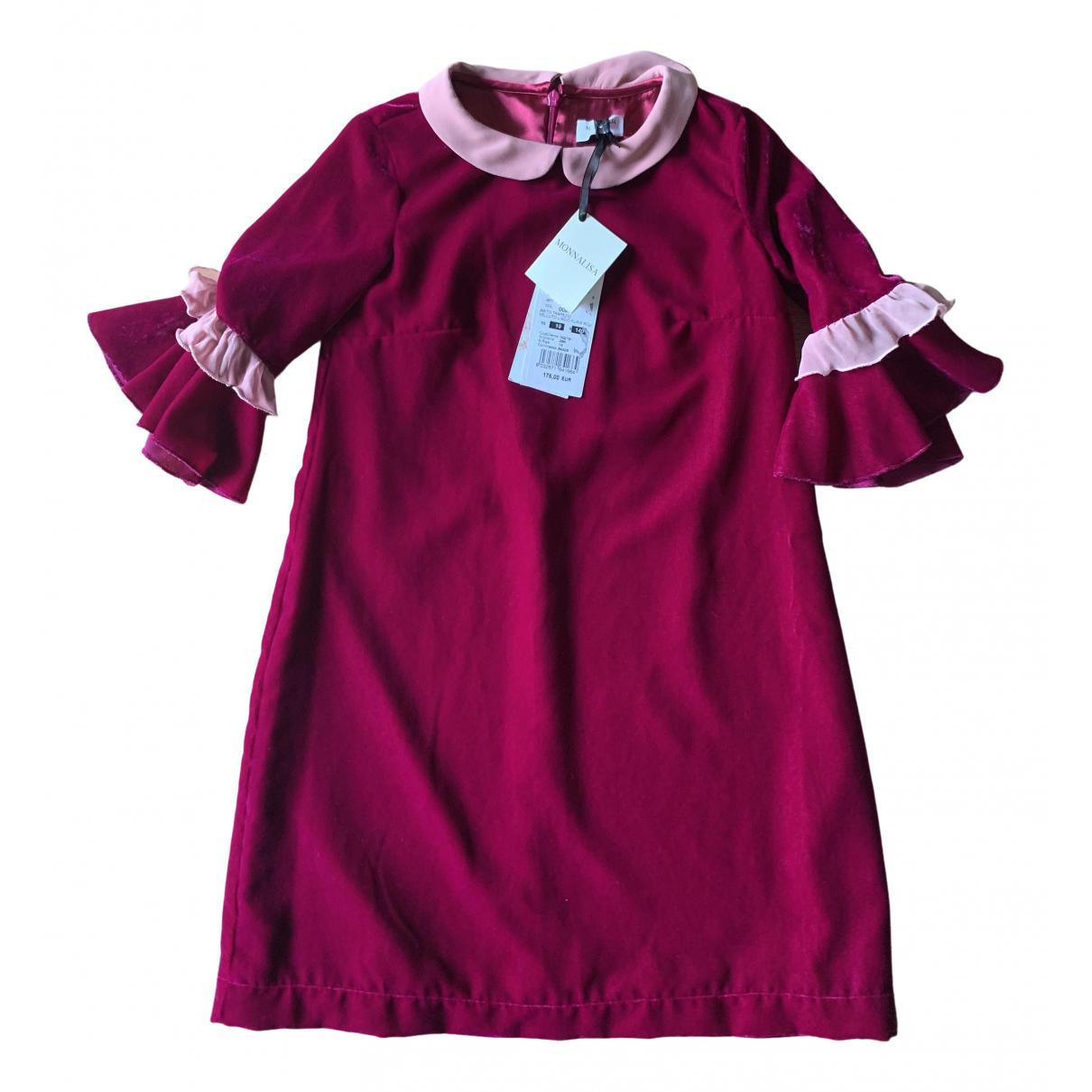 Monnalisa - Robe    pour enfant - violet