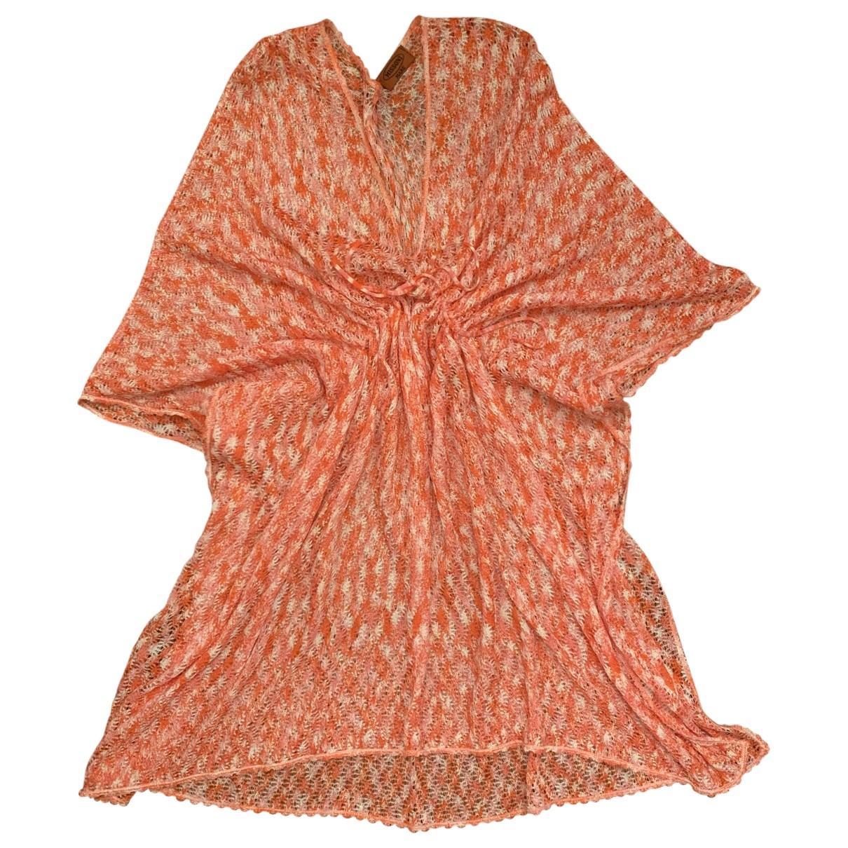 Missoni - Robe   pour femme - orange