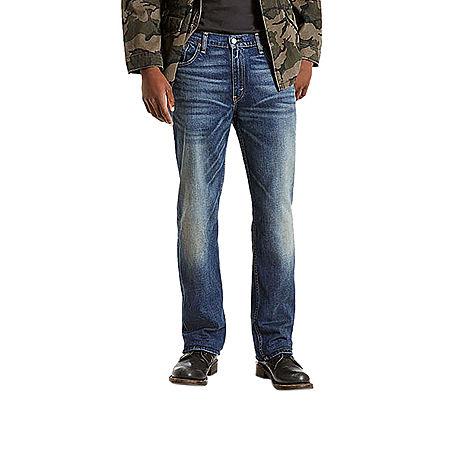 Levi's Men's 514 Straight Fit Jeans, 33 30, Blue