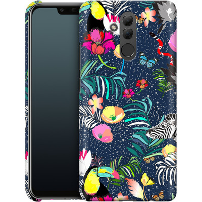 Huawei Mate 20 Lite Smartphone Huelle - Jungle Glow von Mukta Lata Barua