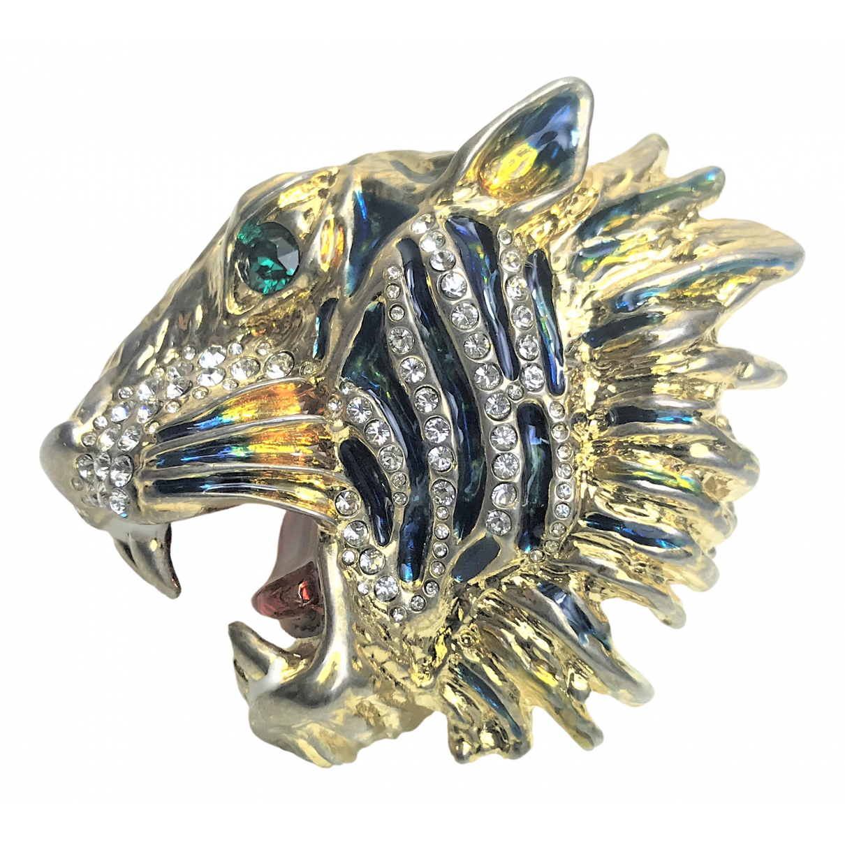 Gucci \N Multicolour Metal ring for Women 56 EU
