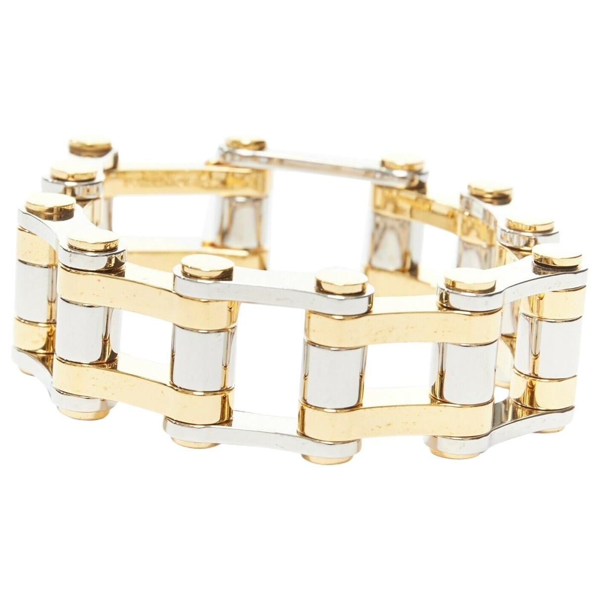 Balenciaga \N Armband in  Gold Metall