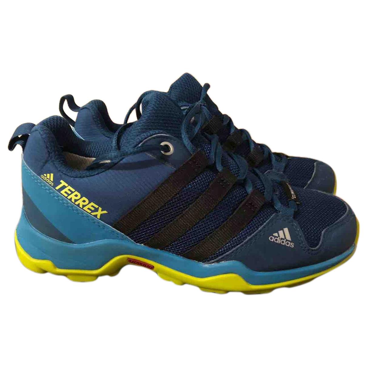 Adidas - Baskets   pour enfant - bleu