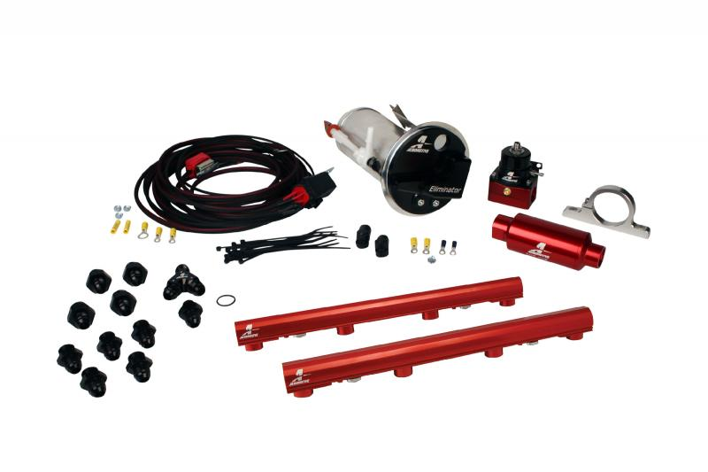 Aeromotive 17326 Fuel System 05-09 Mustang GT System Ford Mustang 2005-2009
