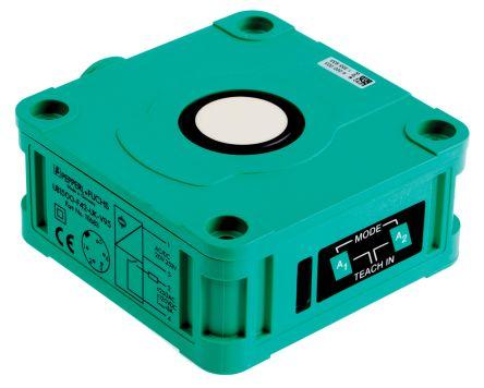 Pepperl + Fuchs Ultrasonic Sensor Block, 70 → 1500 mm, NO/NC, 7/8