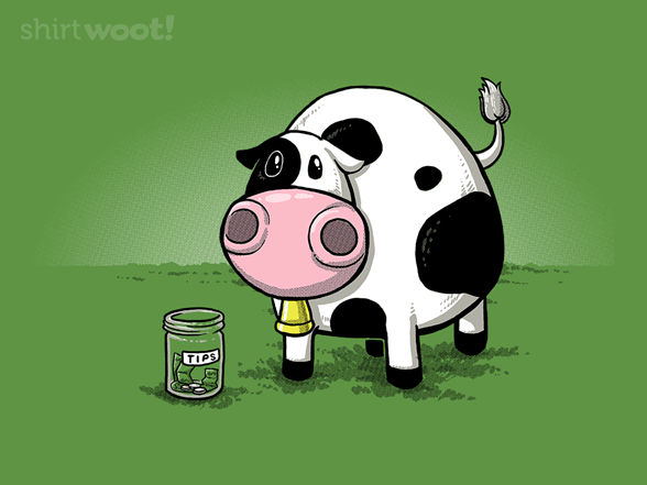 Cow Tipping T Shirt