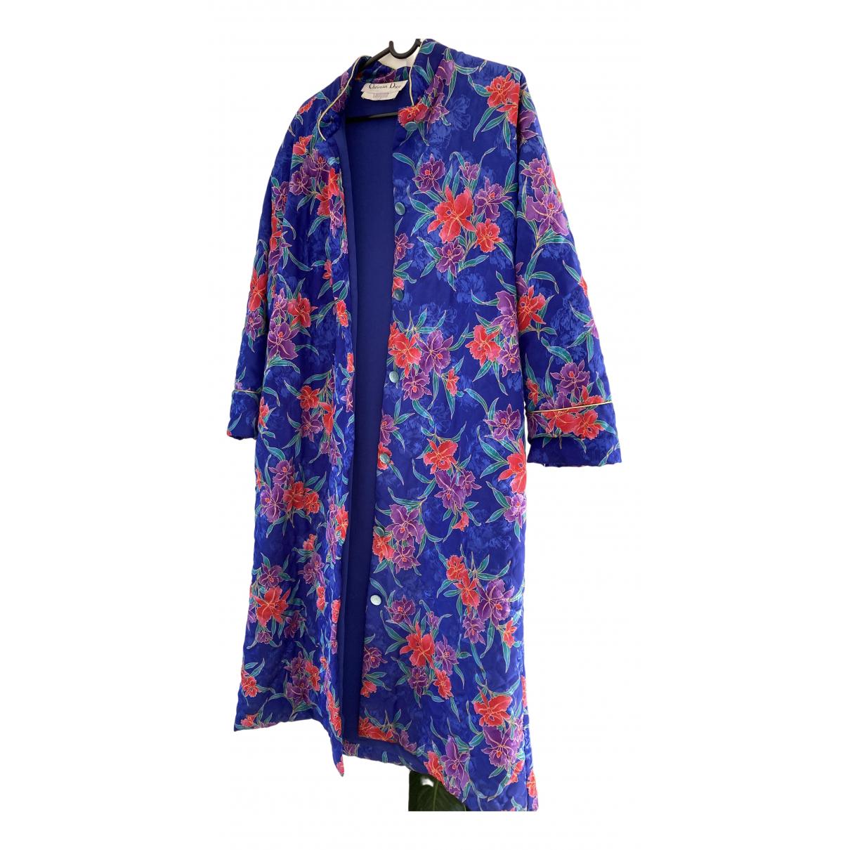 Dior - Veste   pour femme - bleu