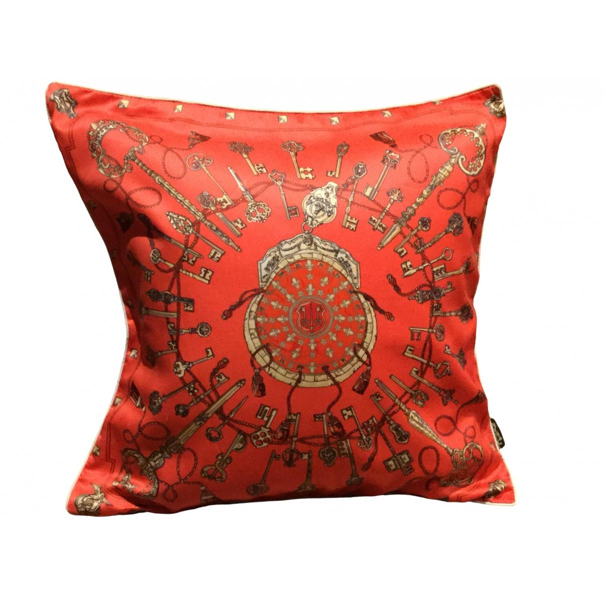 Hermes - Linge de maison   pour lifestyle en soie
