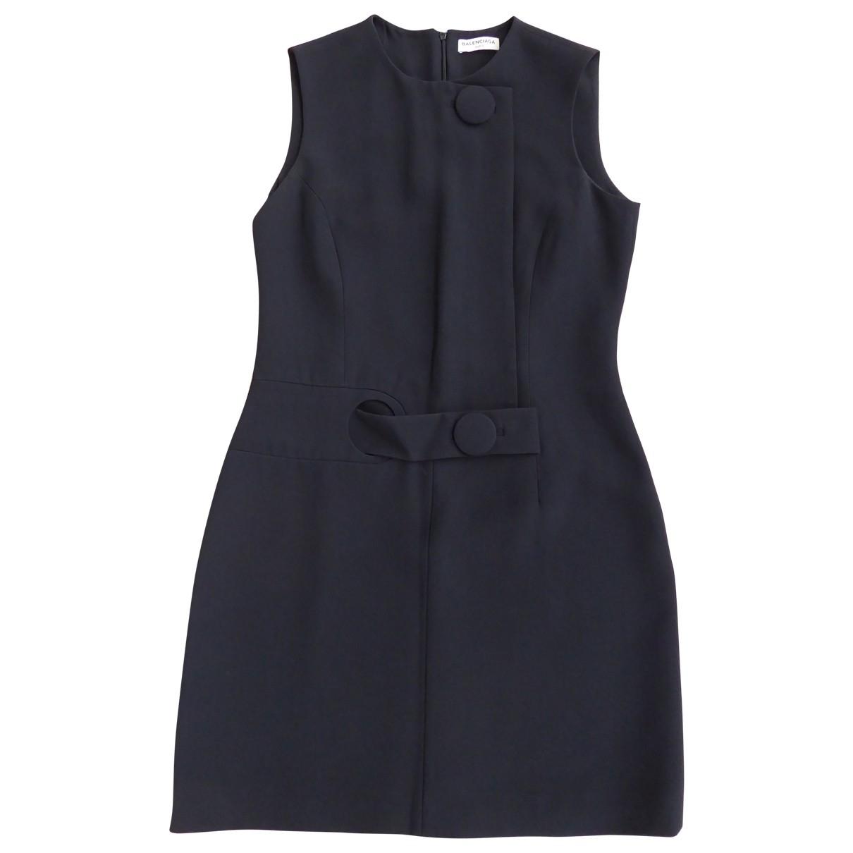 Balenciaga - Robe   pour femme - noir