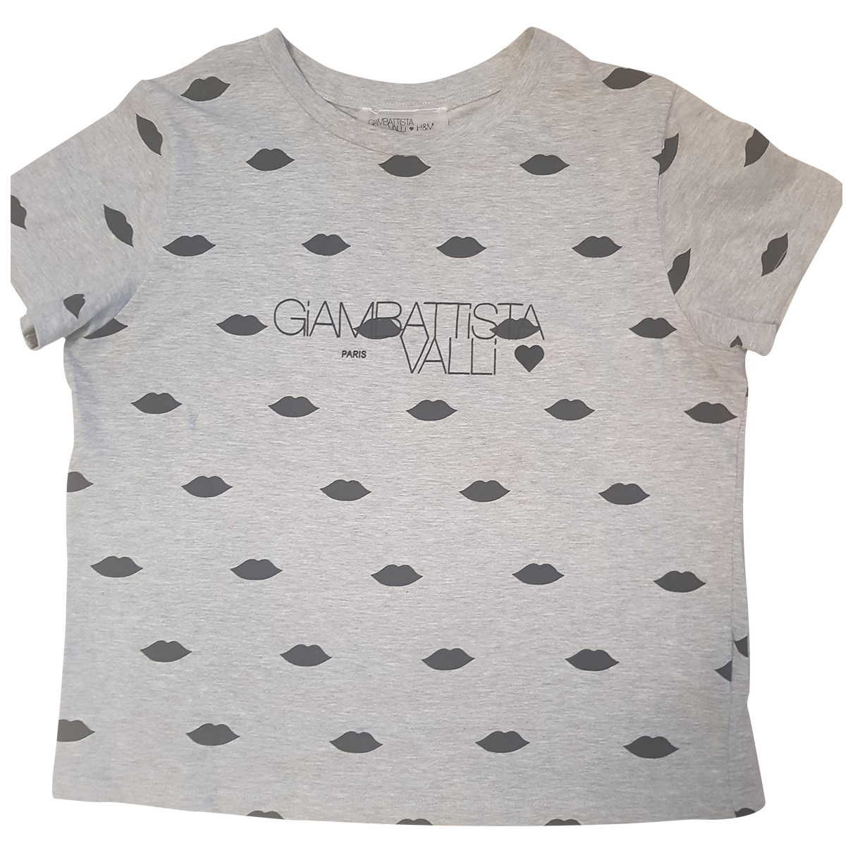 Giambattista Valli X H&m \N Grey Cotton  top for Women S International