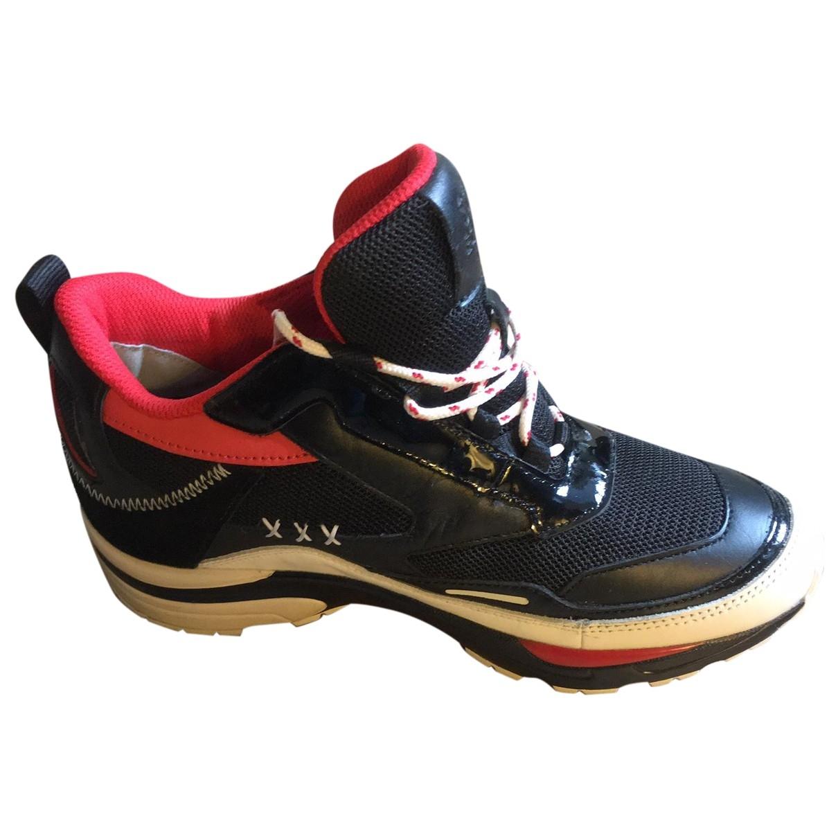 Suecomma Bonnie - Baskets   pour femme en cuir - noir