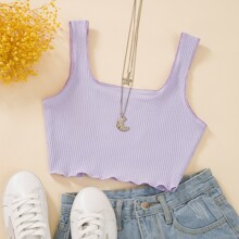 Camis Canale Liso Colores Pastel Casual