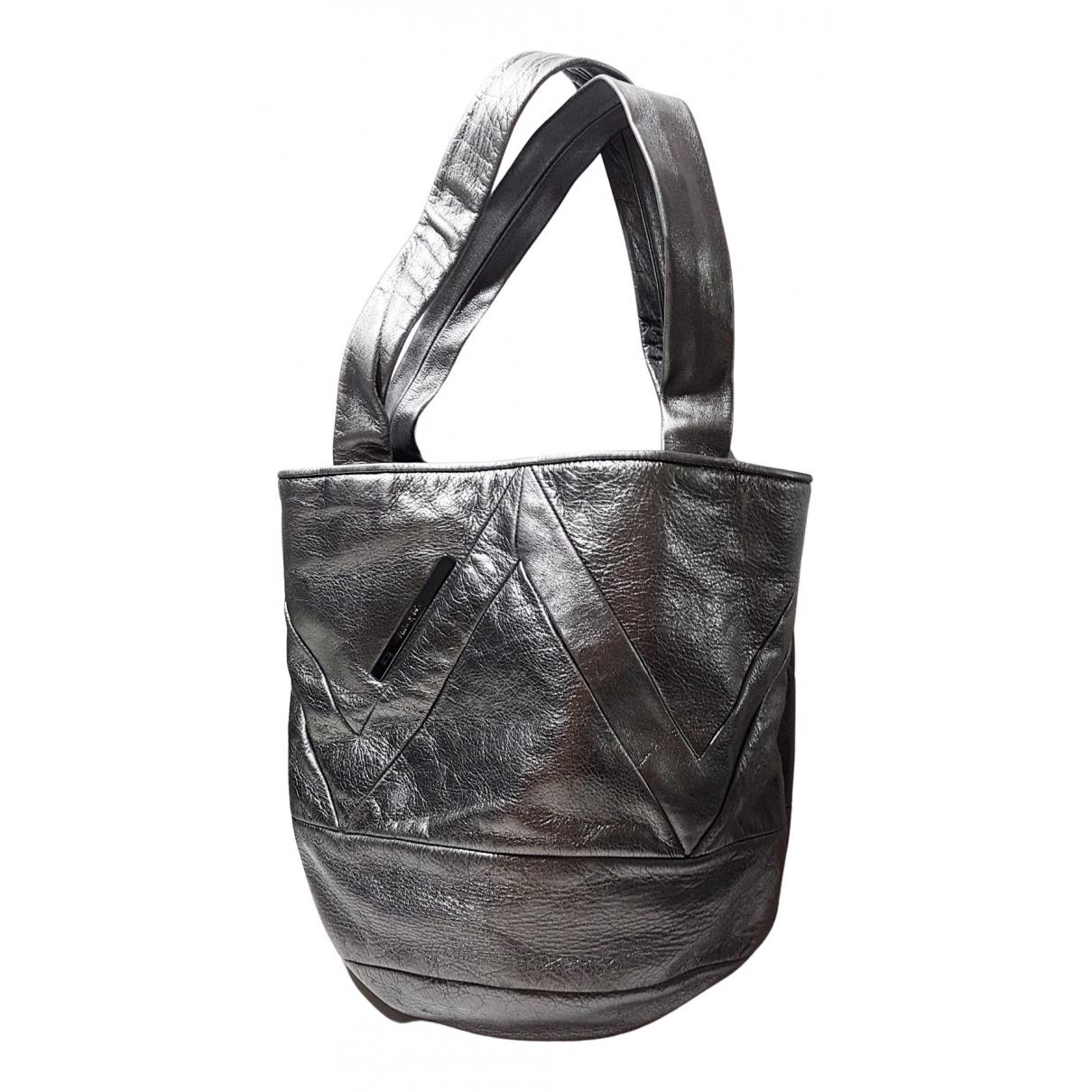 Bimba Y Lola N Metallic Leather handbag for Women N