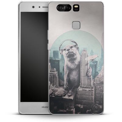 Huawei P9 Silikon Handyhuelle - DJ von Ali Gulec