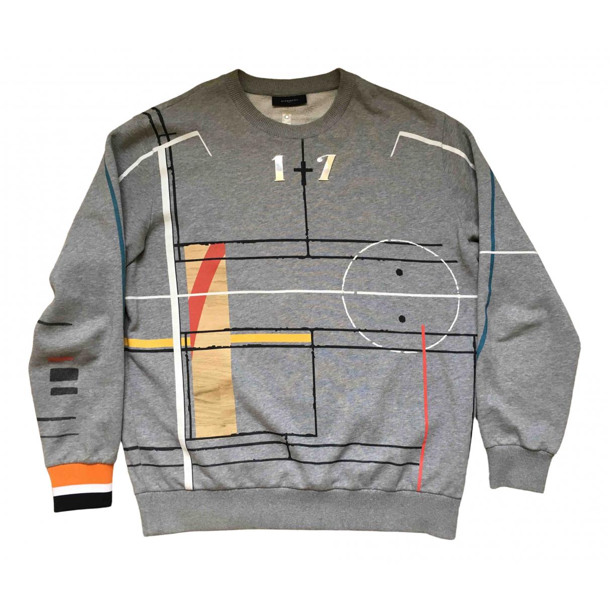 Givenchy \N Grey Cotton Knitwear & Sweatshirts for Men XXS International