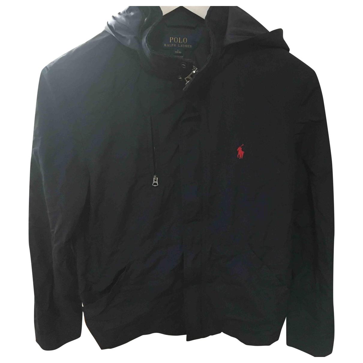 Polo Ralph Lauren \N Blue jacket & coat for Kids 14 years - S FR