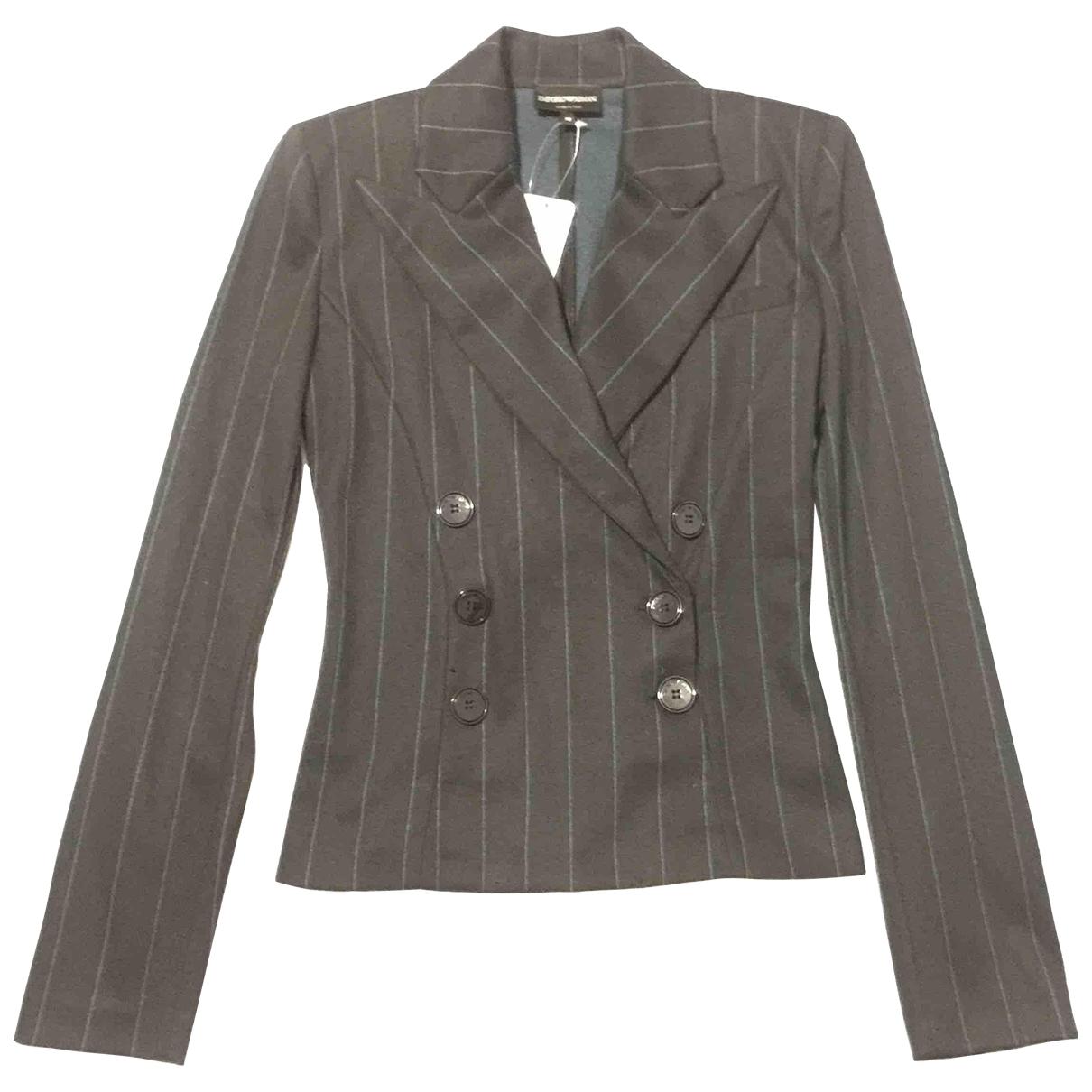 Emporio Armani \N Multicolour jacket for Women 40 IT