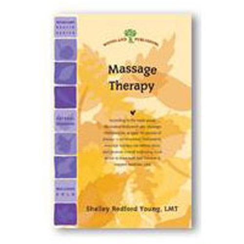 Massage Therapy 48 pgs by Woodland Publishing