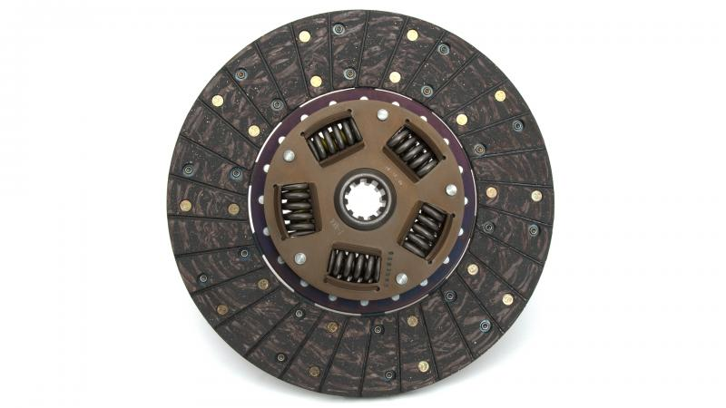 Centerforce 384188(R) I and II, Clutch Friction Disc