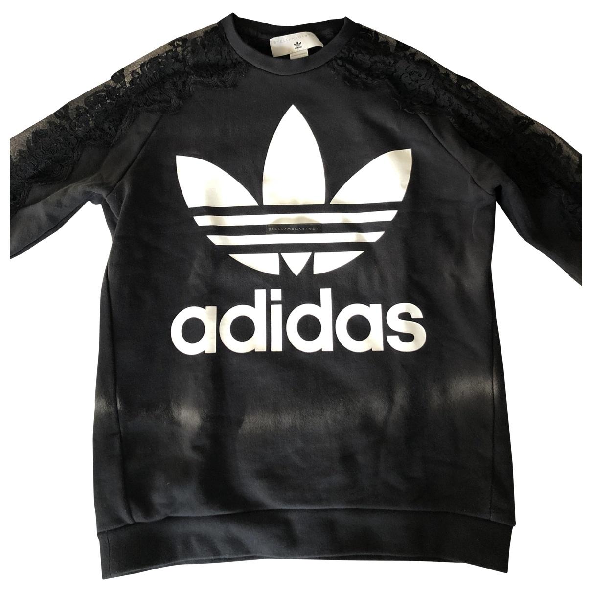 Stella Mccartney Pour Adidas - Pull   pour femme en coton - noir