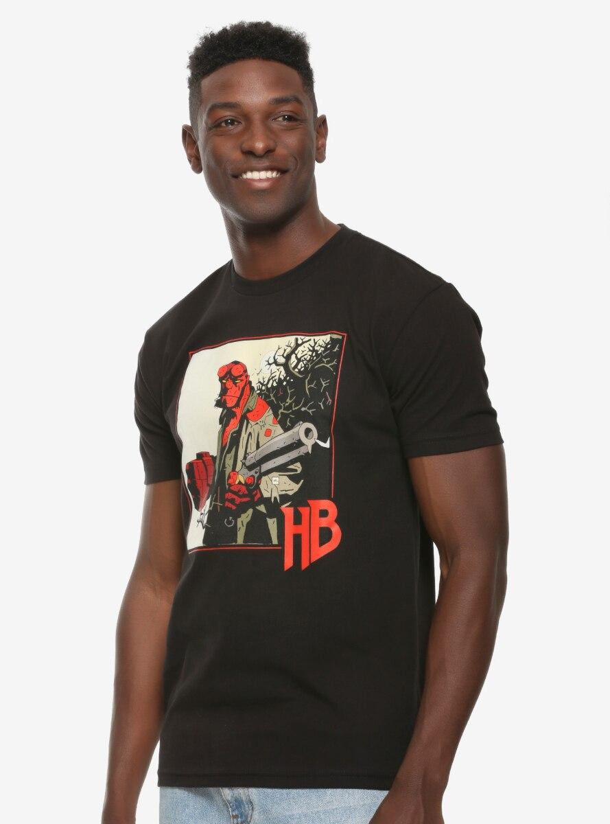 Hellboy Box T-Shirt