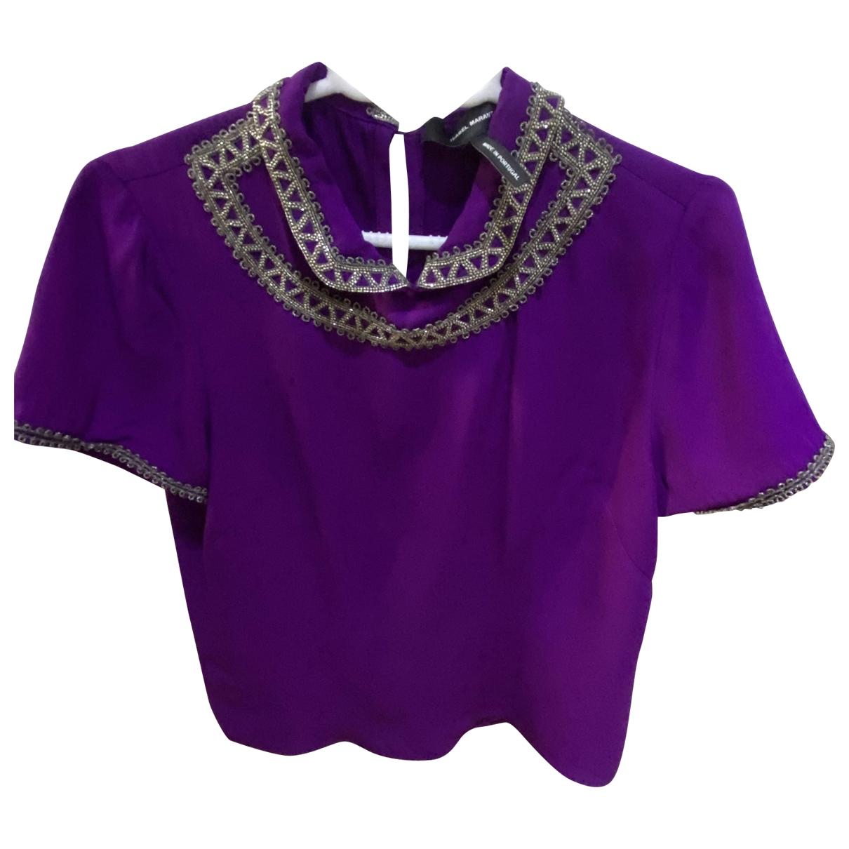 Isabel Marant - Top   pour femme - violet
