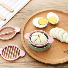 1pc Multifunctional Egg Cutter