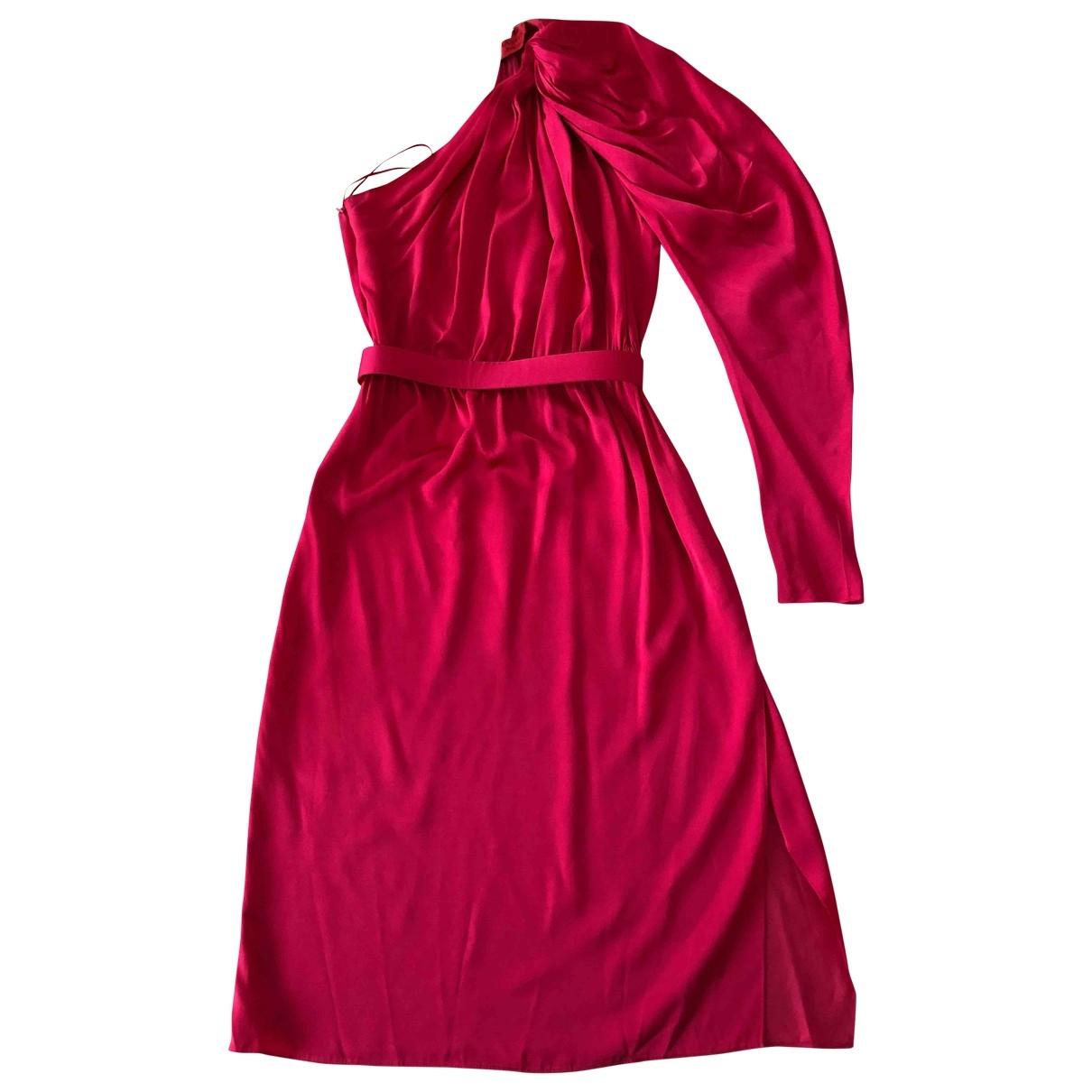 Lanvin - Robe   pour femme - rose