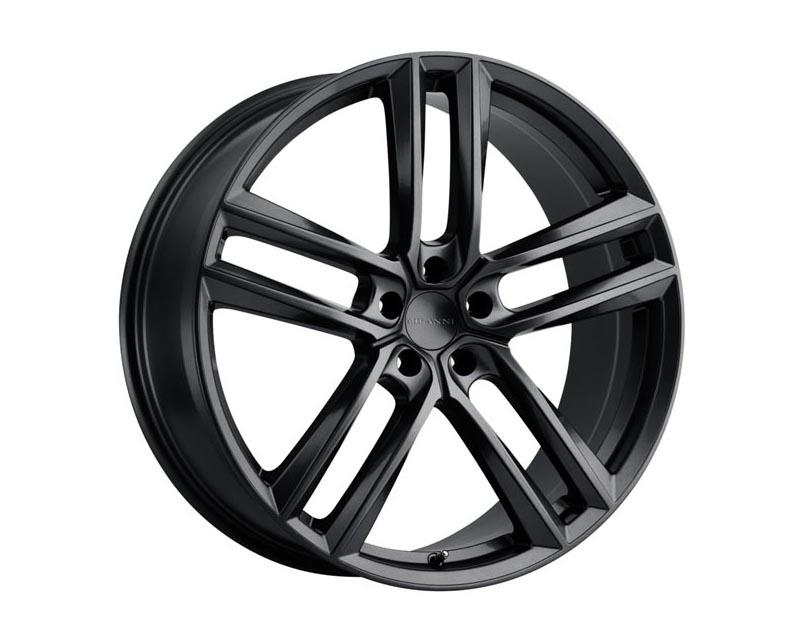 Milanni Wheels 475-22965GM38 Clutch Wheel 22x9 5x114.3 38 DGMEXX Gunmetal