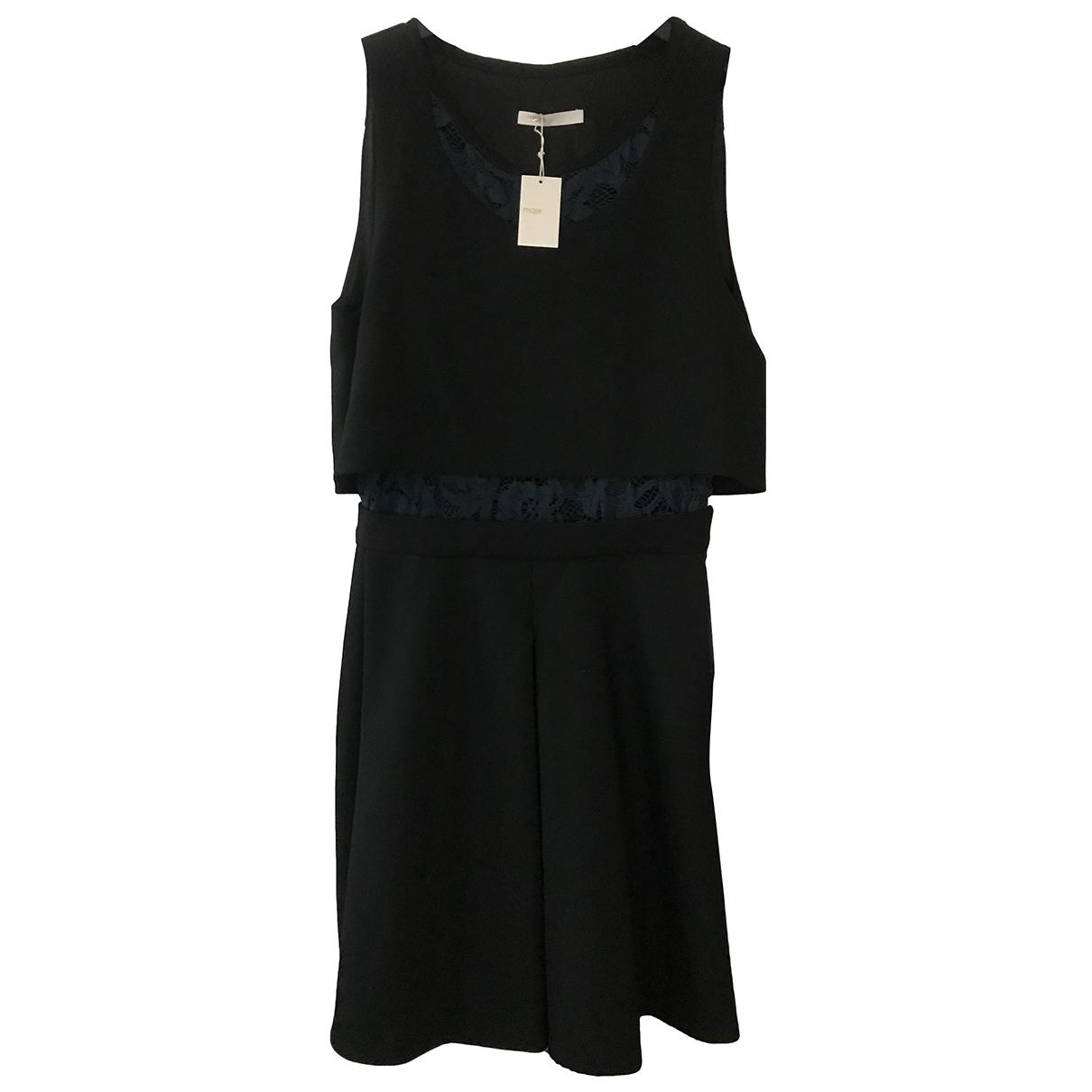 Maje \N Black Lace dress for Women 38 FR