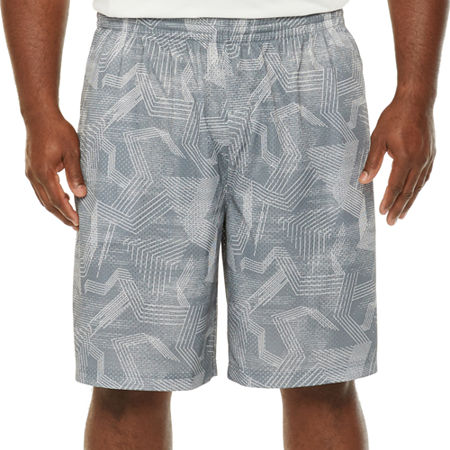 The Foundry Big & Tall Supply Co. Mens Pull-On Short-Big and Tall, 2x-large Tall , Gray