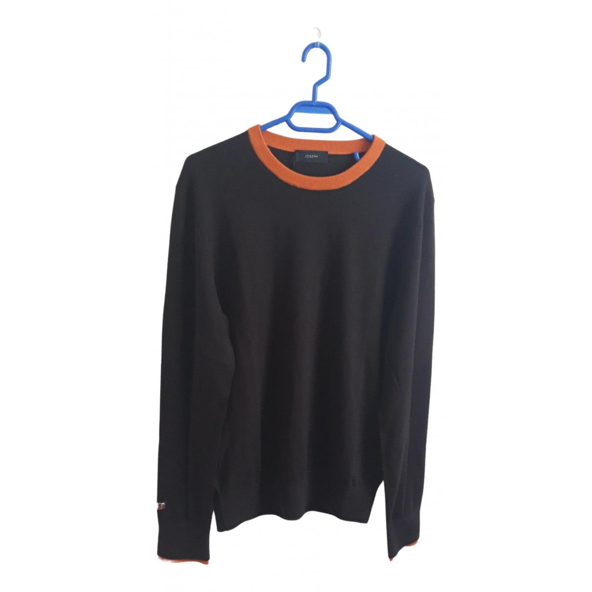 Joseph \N Pullover.Westen.Sweatshirts  in  Braun Wolle