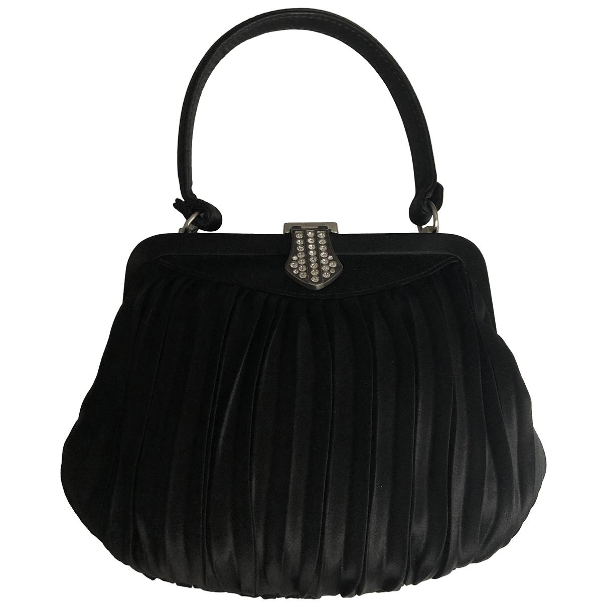 Chloé \N Black Silk handbag for Women \N