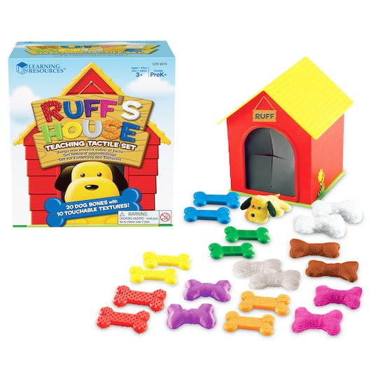 Ruff'S House™ Teaching Tactile SetLearning Resources   Michaels®