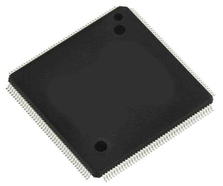 STMicroelectronics STM32F407IGT7, 32bit ARM Cortex M4 Microcontroller, STM32F, 168MHz, 1.024 MB Flash, 176-Pin LQFP (40)