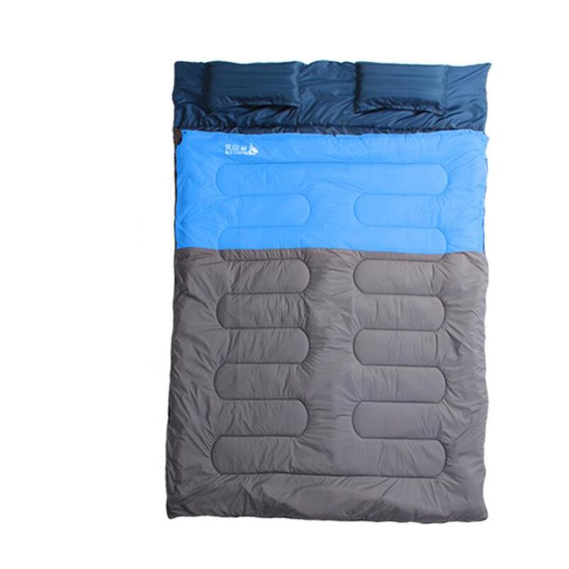 Waterproof Backpacking Double Sleeping Bag