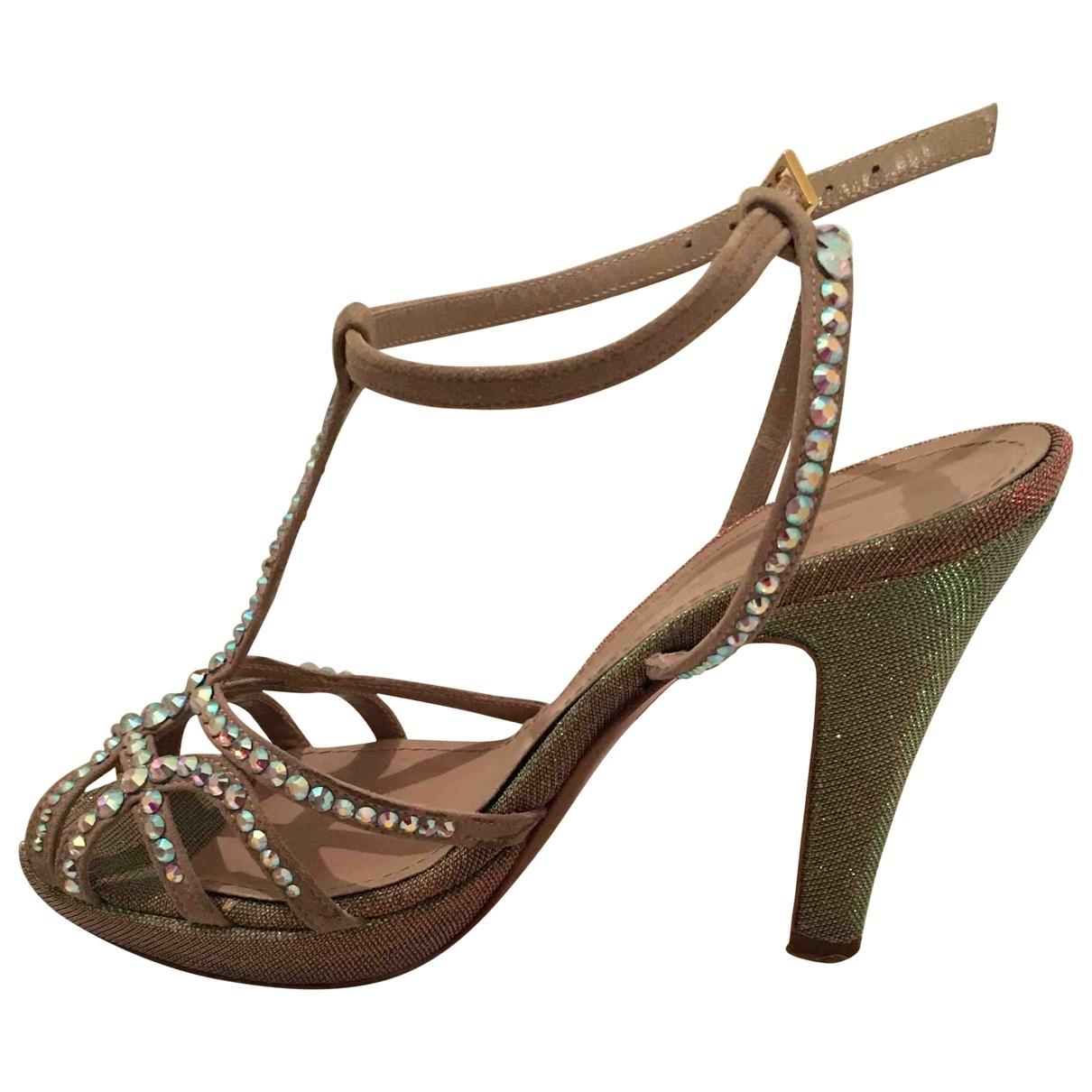 Sandalias de Cuero Lerre