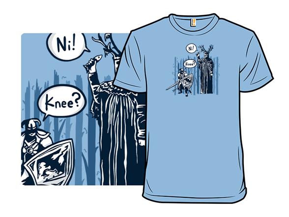 Arrow To The Ni T Shirt
