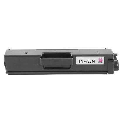 Compatible Brother TN433M cartouche de toner magenta haute capacite - boite economique