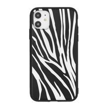 Zebra Stripe iPhone Case
