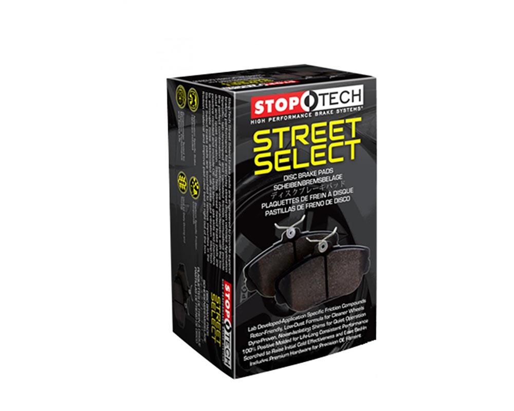 StopTech 305.09061 Street Select Brake Pads Toyota Front