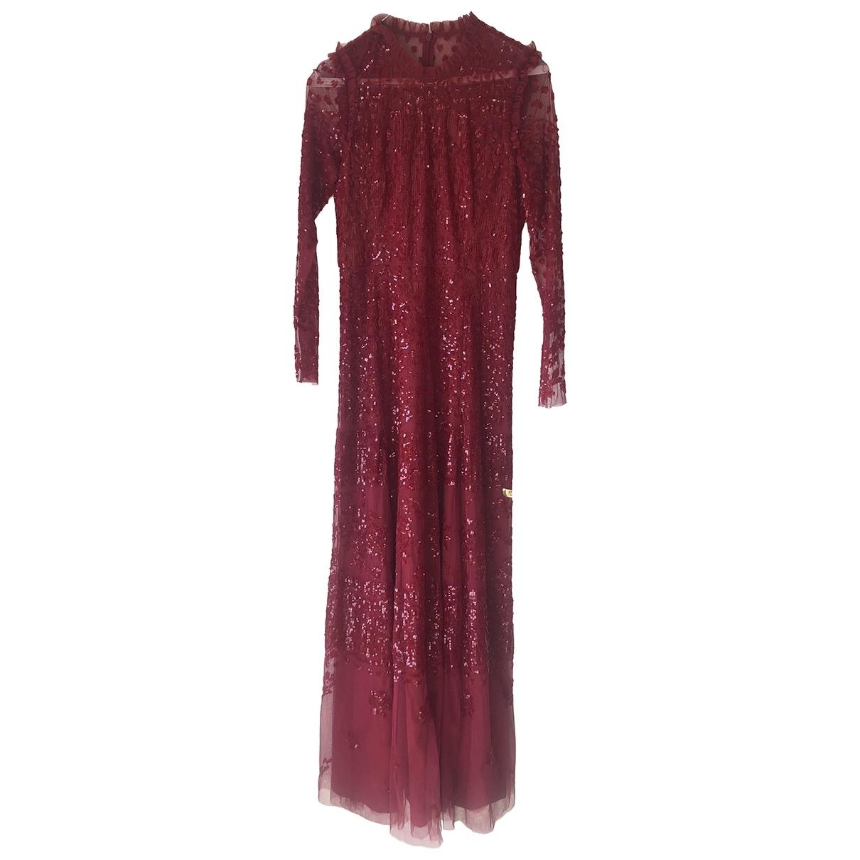 Needle & Thread - Robe   pour femme - rouge