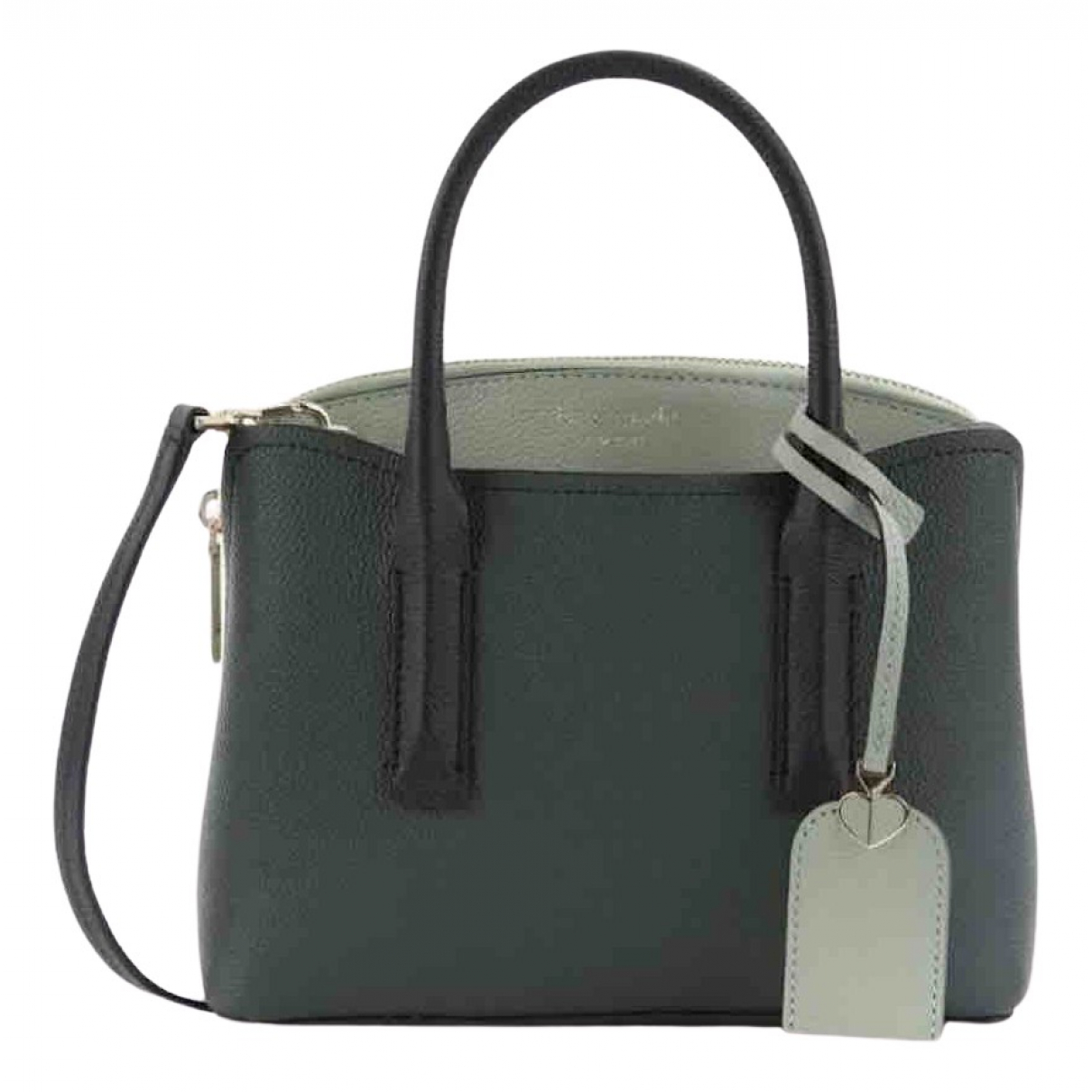Kate Spade \N Green Leather handbag for Women \N