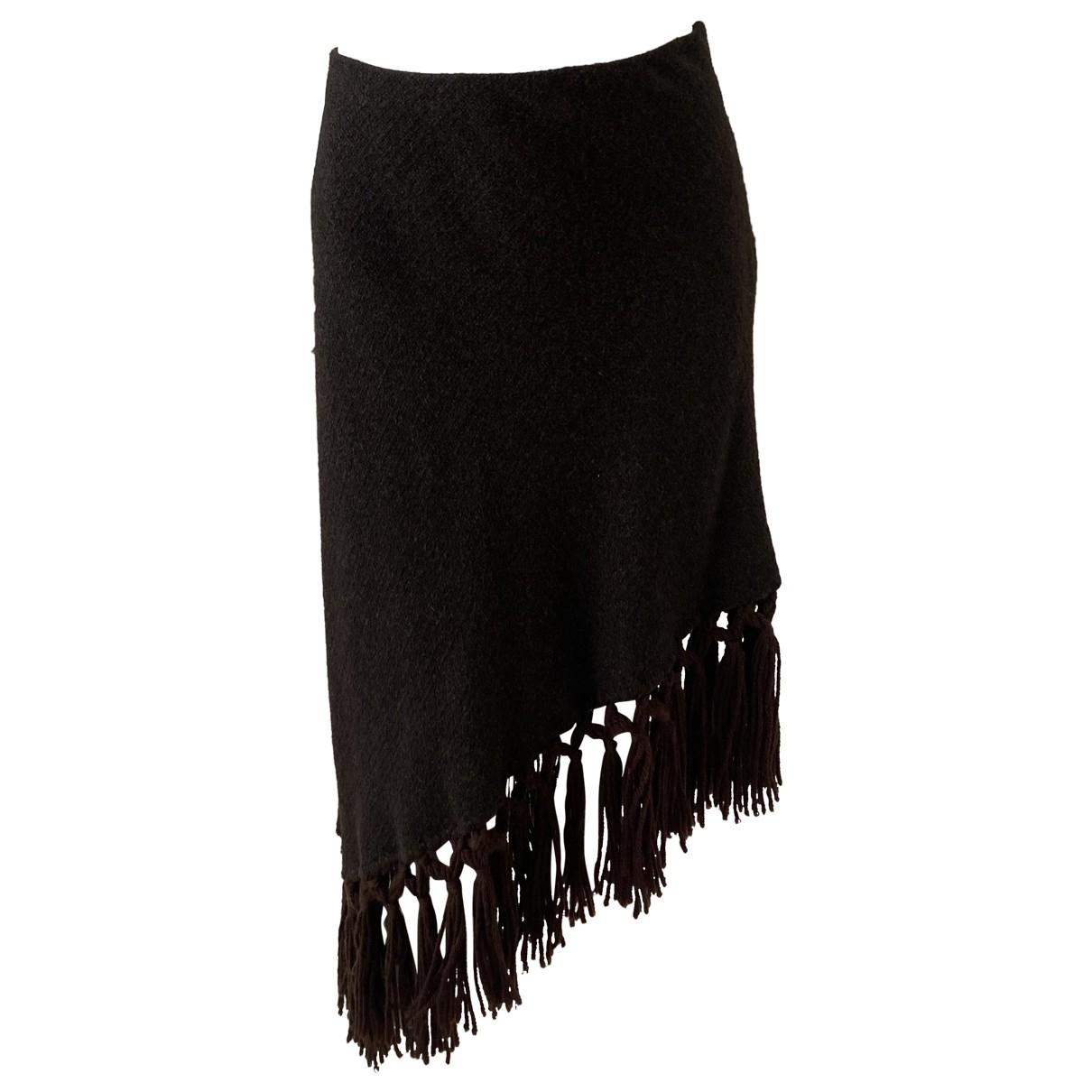 Dolce & Gabbana \N Brown skirt for Women 40 IT